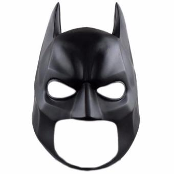 Harga Batman Latex Full Face Mask