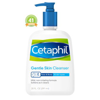 Harga Cetaphil Gentle Skin Cleanser 20oz (591 ml)