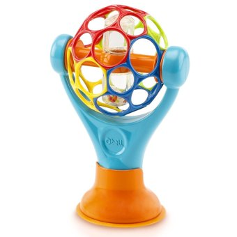 Harga Bright Starts Oball Grip & Play - Blue
