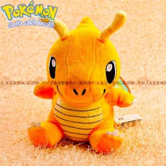 Asenso Pokemon Dragonite Plush Stuffed Toy Price Philippines