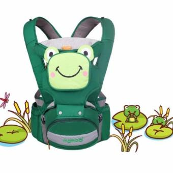 Harga Mambo 4-in-1 Hipseat Carrier (Frog)