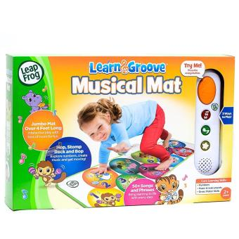 Harga Leapfrog Learn and Groove Musical Mat