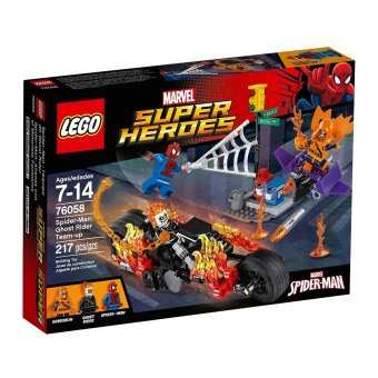 Harga LEGO Super Heroes Spider-Man: Ghost Rider Team-up