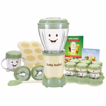 Harga MG Baby Food Maker Blender 20 pieces