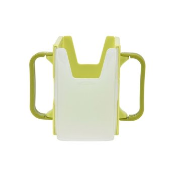 Harga Crayola Juice Box Buddy Holder Sippy Drink Cup Choice Bpa Free Green - intl