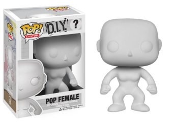 Funko Pop Custom: DIY - Female Price Philippines