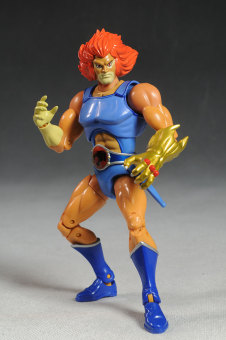 Harga Bandai Thunder Cats Lion-O Action Figure