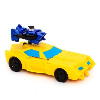 Transformers Rid Act Combiner Force - Stuntwing and BumbleBee Price Philippines