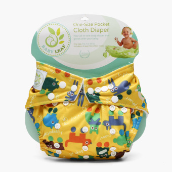 Harga Baby Leaf Pocket Cloth Diaper