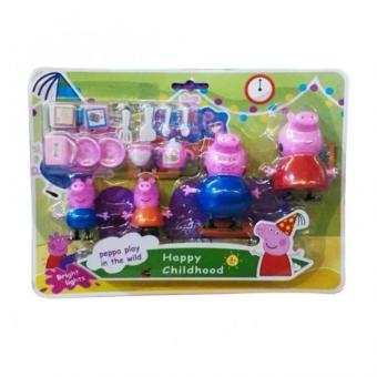 Harga Peppa Pig Happy Childhood