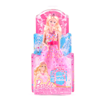 Harga Barbie Happy Birthday Doll