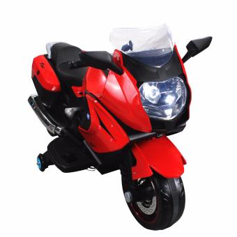 Harga F316GT Kids Rechargeable Electric Ride-On Motorcycle (Red)