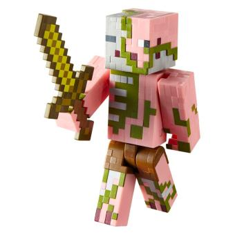 Harga Mattel Games Minecraft New Basic Figure - Hostile Zombie Pigman