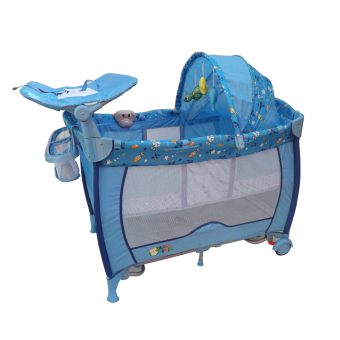Baby Angel Crib (Blue) Price Philippines