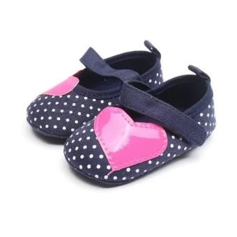 Babyzone Pre-walker Shoes for Baby Navy Blue 6 to 12 Months Old Price Philippines