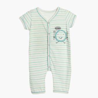Harga Hush Hush Boys Hungry Bodysuit (Green)