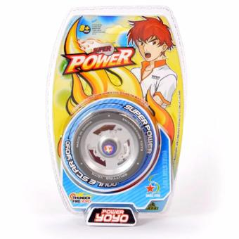 No. 2-D Super Power Yoyo (Grey) Price Philippines