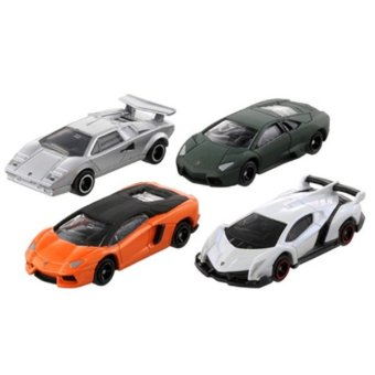 Harga Tomica Die Cast Collection Lamborghini Set