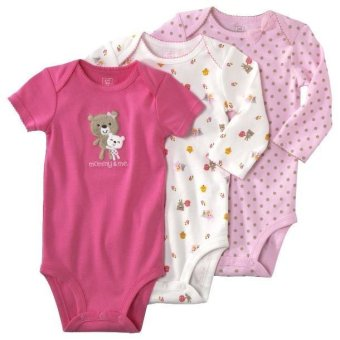 Carter's 3-Pack Bodysuits - Mommy & Me Price Philippines