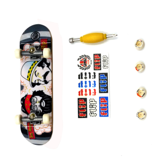 Harga Tech Deck Handboards Fingerboards Flip Design (Multicolor)