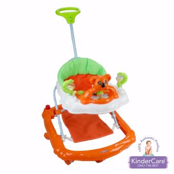 KINDERCARE BABY WALKER WITH PUSHER FOOTMAT AND STOPPER Price Philippines