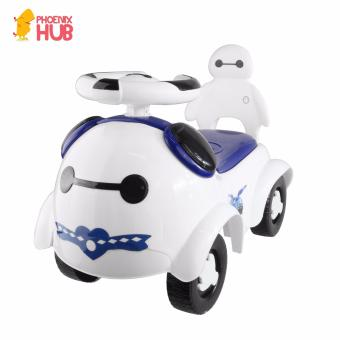 Harga PhoenixHub Big Hero 6 Kid's Car Ride-on (Blue)