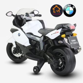 Harga Better One BMW K1300S Ride-On Motorcycle for Kids (White)