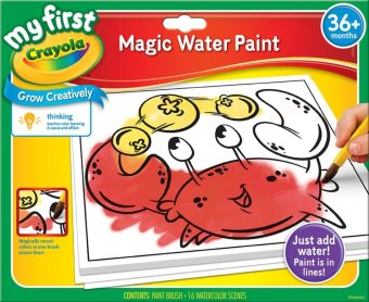 Harga CRAYOLA Magic Water Paint