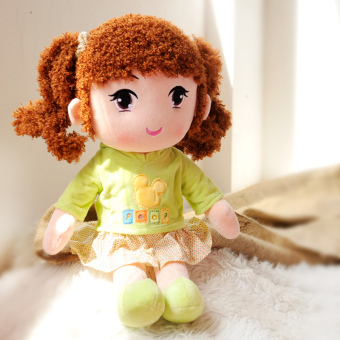 Harga 50cm Cute Little Girl Princess live doll stuffed baby toy - (Intl)