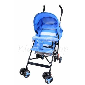 906 Hong Kong Fashion Foldable Stroller (RED,BLUE,VIOLET) Price Philippines