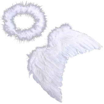 New Fashion Lovely Infant Baby Kids Angel Fairy Wing Costume Photo Prop B8BU Price Philippines