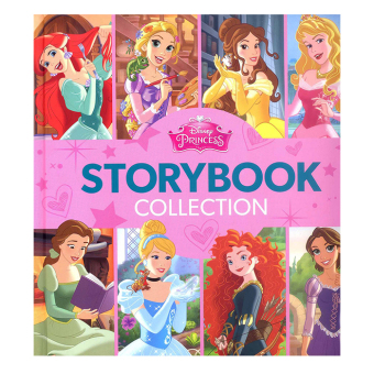 Harga WS Disney Princess Storybook Collection