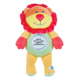 Harga Petite Creations Baby Bottle Buddy Safari Friend Lion