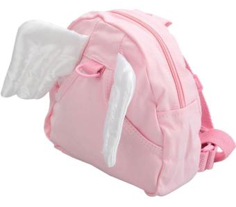 leegoal Pink Safety Angel Wings Backpack Harness For Toddler Kids - intl Price Philippines