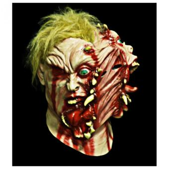 Harga Asenso Scary Twin Devil Latex Halloween Mask