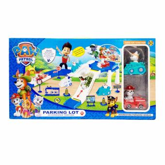 Harga Paw Patrol Parking Lot Toy Set