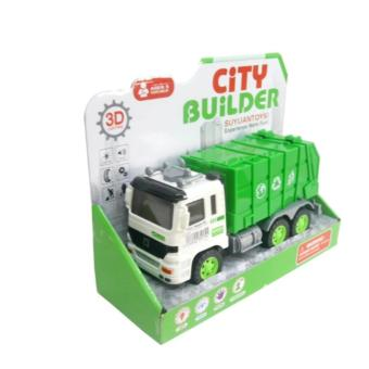 Harga City Builder (Green/White)