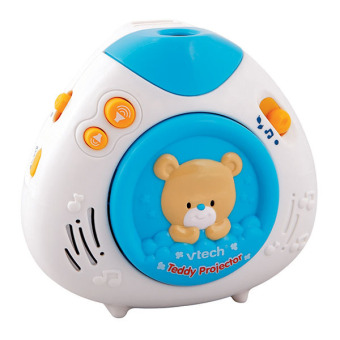 Harga Vtech Lullaby Teddy Projector (Blue)