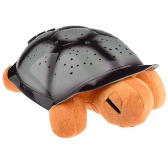 Harga DD Turtle night Lamp (Brown)