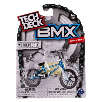 Harga Tech Deck BMX Series 1 (Sunday)