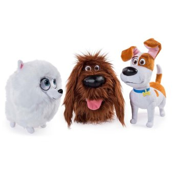 Harga Secret Life of Pets - Mini Pet 3 Pack