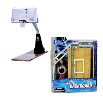 Harga McFarlene NBA Backboard Collector's Club Exclusive