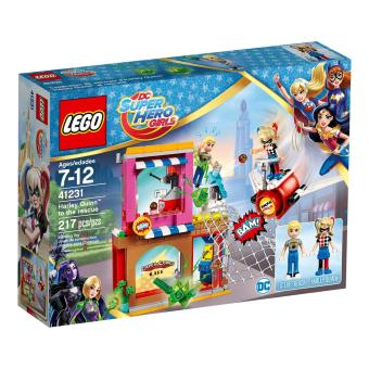 LEGO DC Super Hero Girls Harley Quinn™ to the rescue Price Philippines