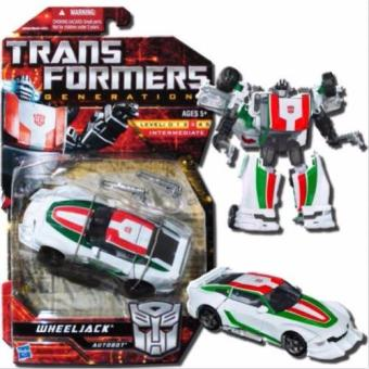 Harga Hasbro Transformers Generations Wheeljack Deluxe Class ORIGINAL*