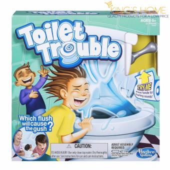King's Home Toilet Trouble Game Party Game Price Philippines