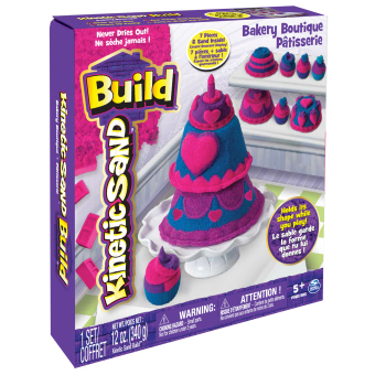 Kinetic Sand Build Crash 'Em Bakery 12Oz Clay Price Philippines