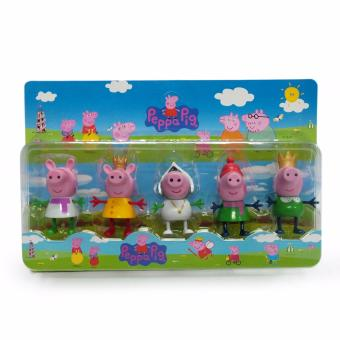 Harga Peppa Pig King and Queen Collectible
