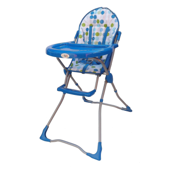Baby Angel High Chair (Blue) Price Philippines
