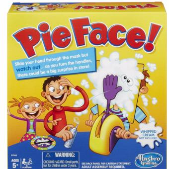Harga Hasbro Pie Face Game