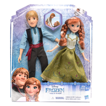 Disney Frozen Anna and Kristoff Fashion Doll Price Philippines